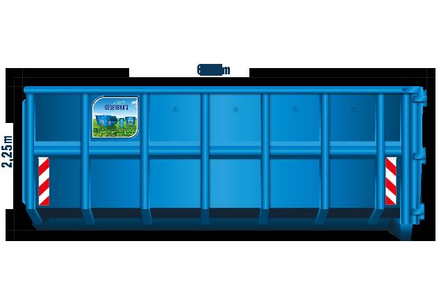 cederbaum containerdienst gmbh abrollcontainer mit und ohne deckel. Black Bedroom Furniture Sets. Home Design Ideas